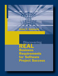 Discovering REAL Business Requirements for Software Project Success